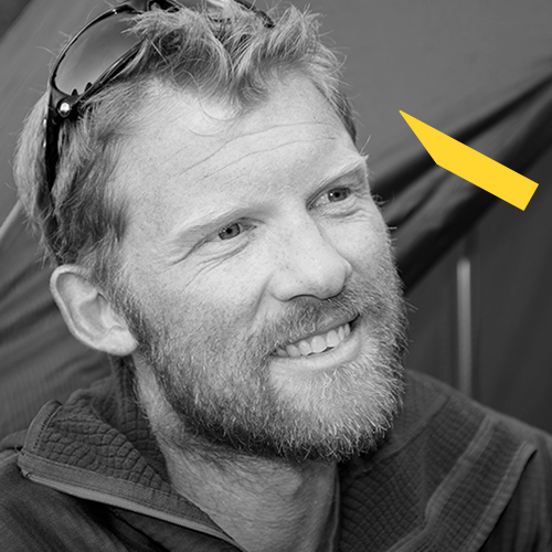 Dave Cornthwaite | Adventurer, SayYesMore | Berlin Travel Festival