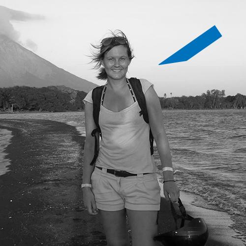 Carla Vollert | Backpack Stories | Berlin Travel Festival
