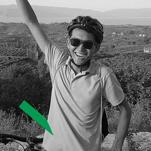 Dastan Kasmamytov | LGBT Activist & Passionate Cyclist | Berlin Travel Festival