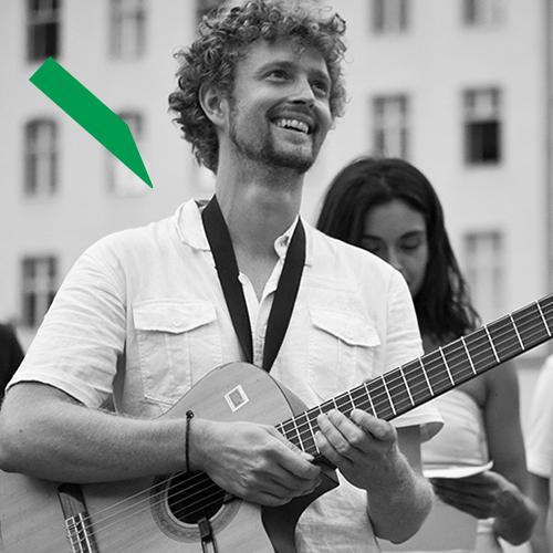 Fabian Dittrich | StartupDiaries | Berlin Travel Festival
