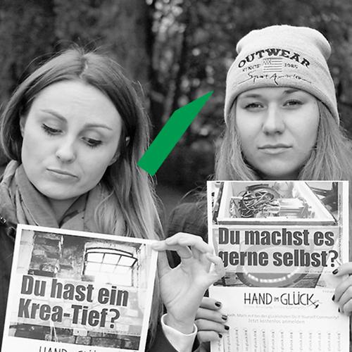 Hand im Glück | DIY Community | Berlin Travel Festival
