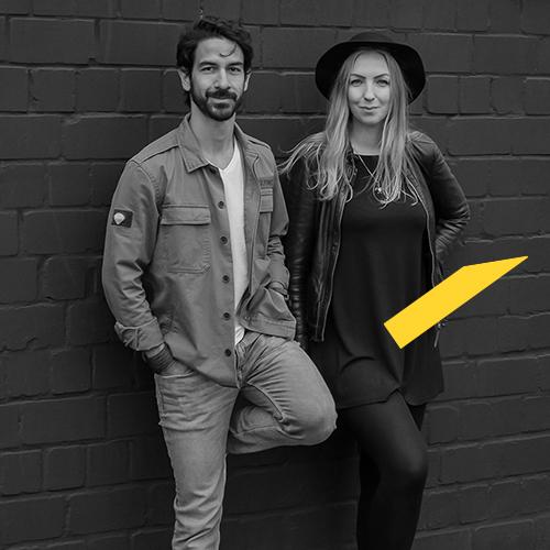 Charlotte Specht & Mario Rueda | Book a Street Artist | Berlin Travel Festival