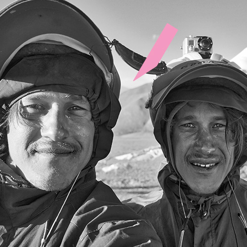 Paul & Hansen Hoepner | Adventurer | Berlin Travel Festival